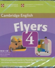 Cambridge Young Learners English Tests Flyers 4 Audio CD