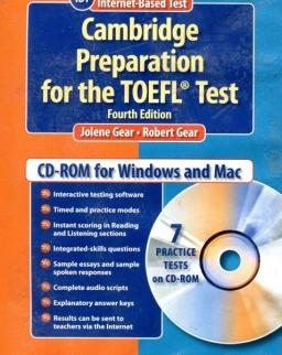 Cambridge Preparation for the TOEFL Test Student CD-ROM