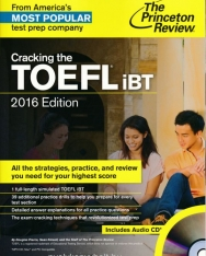 Cracking the TOEFL iBT 2016 with Audio CD - 1 Full length simulated TOEFL iBT test - The Princeton Review