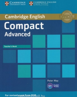 Cambridge English Compact Advanced Student's Book with