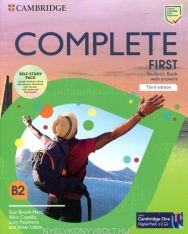 Complete First Self-study Pack (Student's Book with Answers, Wokbook with Answers) - Third Edition