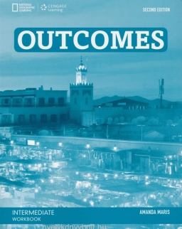 Outcomes 2nd Edition Intermediate Workbook with Answer Key and Audio CD