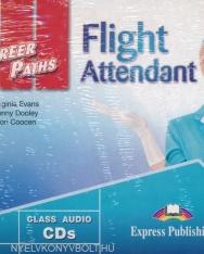 Career Paths - Flight Attendant Audio CDs (2)