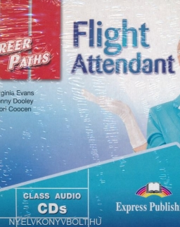 Career Paths - Flight Attendant Audio CDs (2)