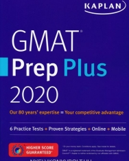 GMAT Prep Plus 2020: 6 Practice Tests + Proven Strategies + Online + Mobile (Kaplan Test Prep)