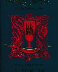 J.K. Rowling: Harry Potter and the Goblet of Fire – Gryffindor Edition