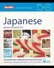 Berlitz Japanese Phrase Book & Audio CD