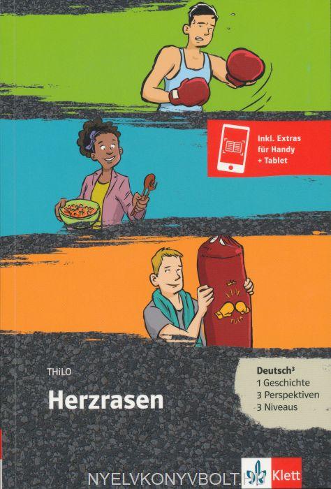 Herzrasen - Buch + Online-Angebot