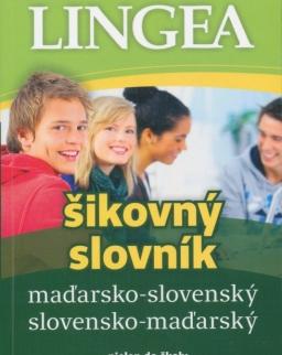 Lingea mad'arsko-slovenský, slovensko-mad'arský šikovný slovník 2. vydanie (Szlovák ügyes szótár)