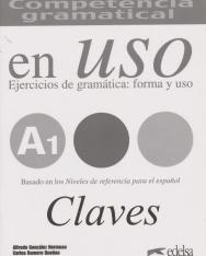 Competencia gramatical en Uso A1 Clave