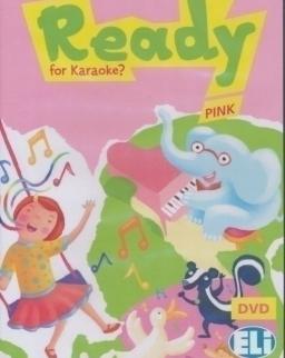 Ready for Karaoke? Pink DVD