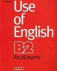 Use of English B2 for all exams