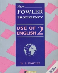 New Fowler Proficiency Use of English 2 Student's Book