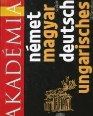 Akadémiai német-magyar szótár (Deutsch-ungarisches Wörterbuch)