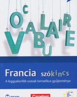 Francia Szókincs - Vocabulaire - A leggyakoribb szavak tematikus gyűjteménye (MX-593)