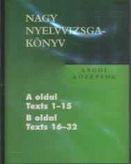 Nagy Nyelvvizsgakönyv Angol Középfok Kazetta