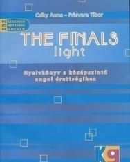 The Finals Light - Nyelvkönyv a Középszintű Angol Érettségihez