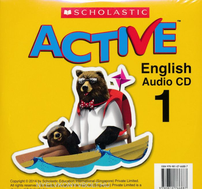 Active English 1 Audio CD