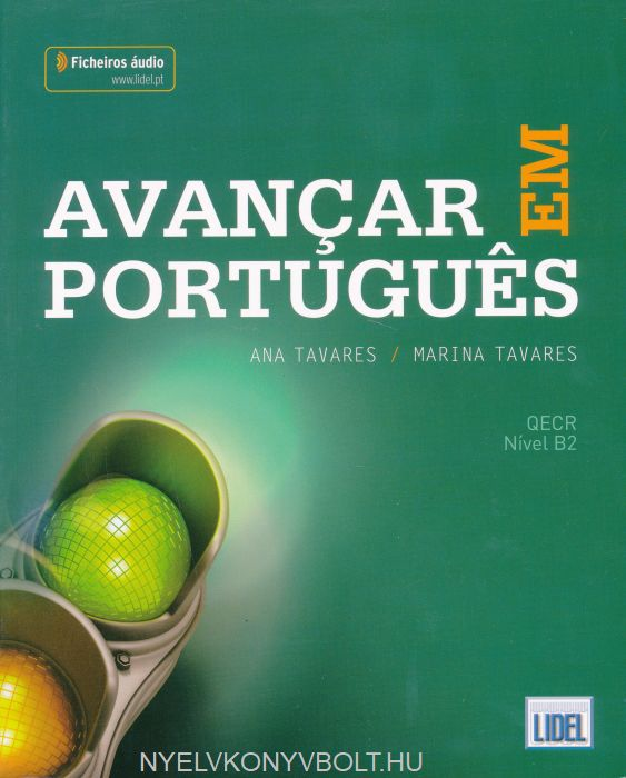 Avancar em Portugues: Livro + ficheiros audio