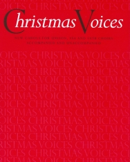 Christmas Voices - Kórus, SSA, SATB