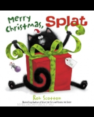 Merry Christmas, Splat - Splat the Cat - Book & CD