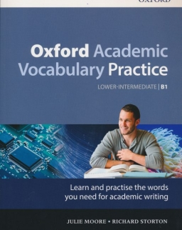 Oxford Academic Vocabulary Practice B1 with Key