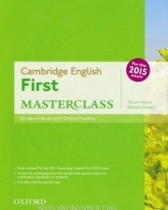 Cambridge English First Masterclass Student's Book and Online Practice Pack
