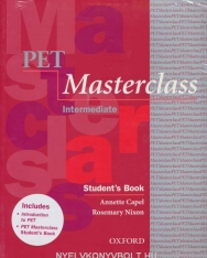 PET Masterclass Intermediate Student's Book with Introduction to PET