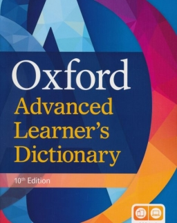 Oxford Advanced Learner's Dictionary Paperback - 10th Edition with 1 year's app and online access