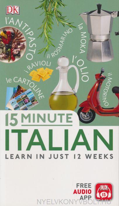 15 Minute Italian - Learn in Just 12 Week