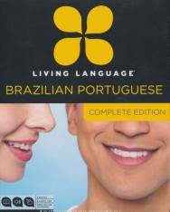 Living Language - Brazilian Portuguese Complete Edition - 3 Books & 9 Audio CDs