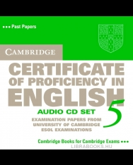 Cambridge Certificate of Proficiency in English 5 Official Examination Past Papers Audio CDs (2)