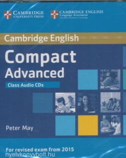 Cambridge English Compact Advanced Class Audio CDs