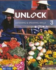 Unlock Listening & Speaking Skills 3 Student's Book with Online Workbook