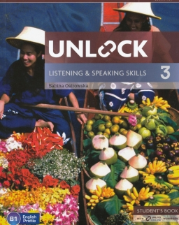 Unlock Listening & Speaking Skills 3 Student's Book with Online Workbook