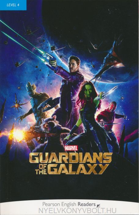 Marvel's The Guardians of the Galaxy Penguin Readers Level 4