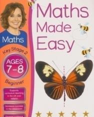 Carol Vorderman's Maths Made Easy Age 7-8  Key Stage 2 Beginner