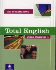 Total English Pre-Intermediate Class Cassettes (2)
