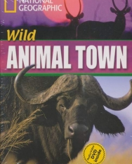 Wild Animal Town with MultiROM - Footprint Reading Library Level B1