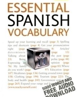 Teach Yourself - Essential Spanish Vocabulary