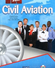 Career Paths: Civil Aviation Student's Book with Cross-Platform Application (Includes Audio & Video)