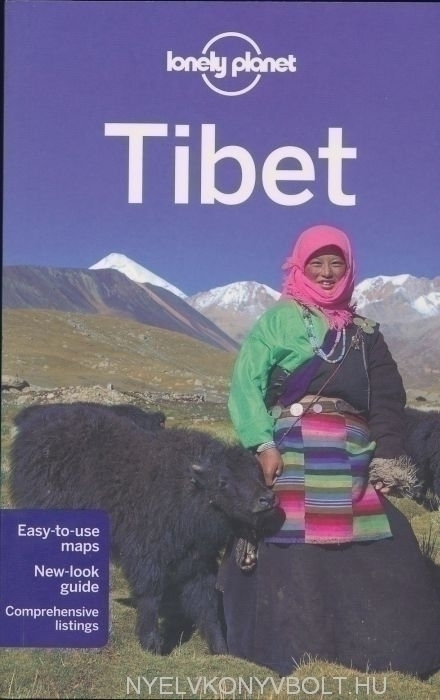 Lonely Planet - Tibet Travel Guide (8th Edition)