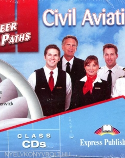Career Paths: Civil Aviation Class Audio CDs (2)