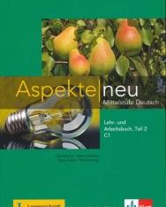 Aspekte neu C1 - Lehr- und Arbeitsbuch mit Audio-CD, Teil 2