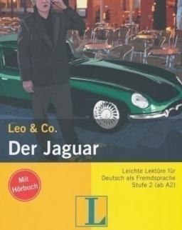 Der Jaguar: Lektüre Deutsch als Fremdsprache A2. Buch mit Audio-CD (Leo & Co.)