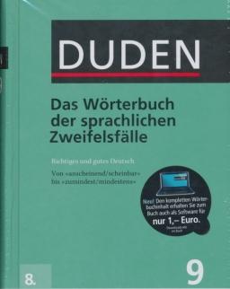 Das Wörterbuch der sprachlichen Zweifelsfälle: Richtiges und gutes Deutsch 8. Auflage