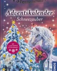 Sternenschweif Adventskalender: Schneezauber mit wundervollem Geschenkpapier