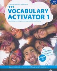 TTT Vocabulary Activator 1 - Gyakorlókönyv az érettségi és a nyelvvizsga szóbeli és írásbeli részéhez