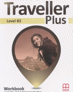 Traveller Plus Level B2 Workbook with CD
