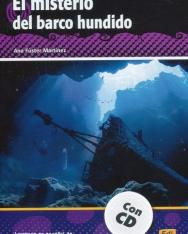 El misterio del barco hundido - con CD - Lectural en Espanol de Enigma y Mysterio A1-B1